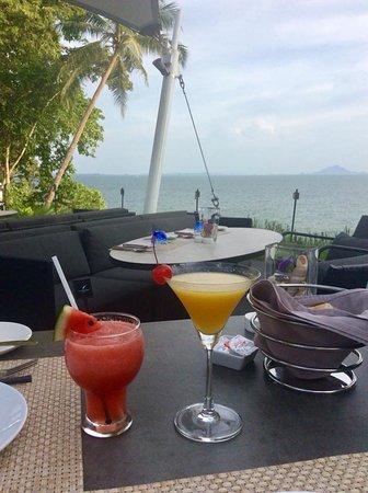 Sai Thai, تايلاند: オープンエアーのイタリアンBar