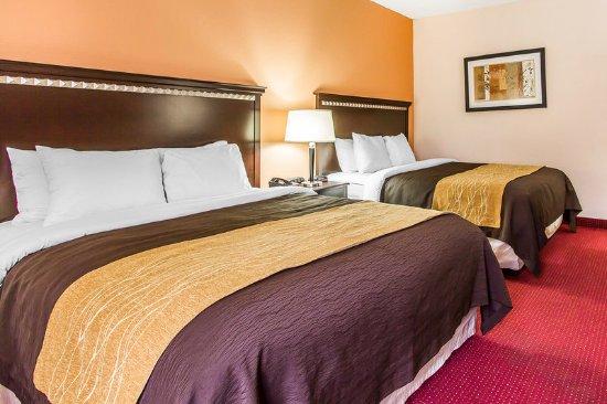 Lincoln, AL: Guest room