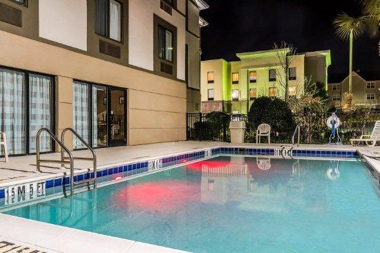 Sleep Inn and Suites Dothan: Pool