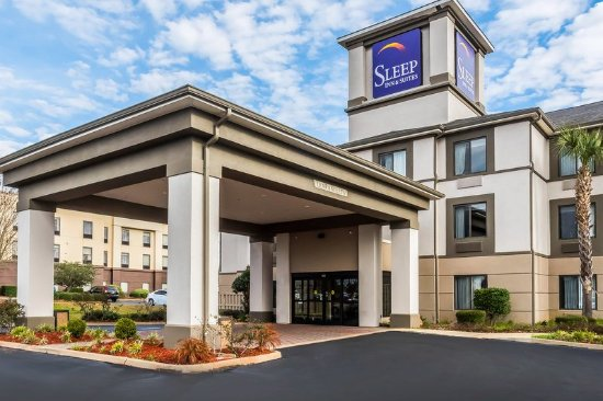 Sleep Inn and Suites Dothan: Exterior