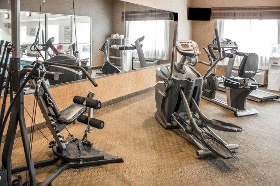 Comfort Inn Huntsville: Health club