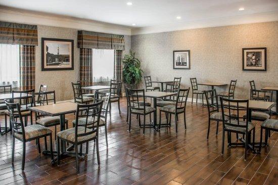 Comfort Inn Huntsville: Restaurant