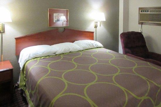 Saint Joseph, Миннесота: Guest room