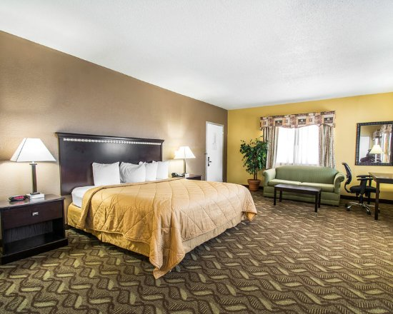 Evergreen, AL: Guest room