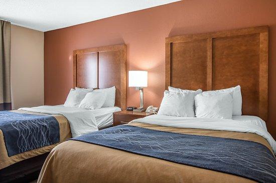 Livingston, AL: Guest room