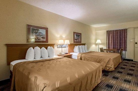 Oakwood, جورجيا: Guest room