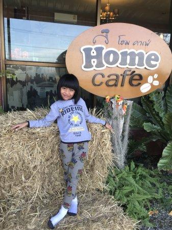 Thawat Buri, Tailândia: Homecafe