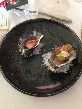 Caversham, Australia: Delicious oyster starter