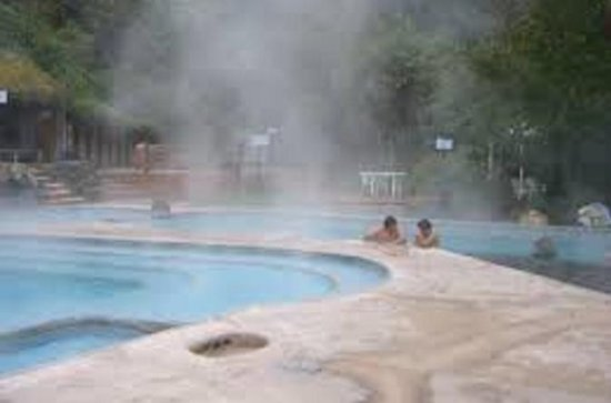 Termas de Papallacta Spa Thermal Bath...