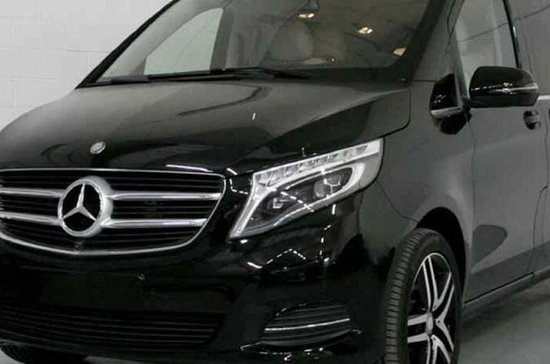 Private Luxury Transfer to Fiumicino Airport from Rome