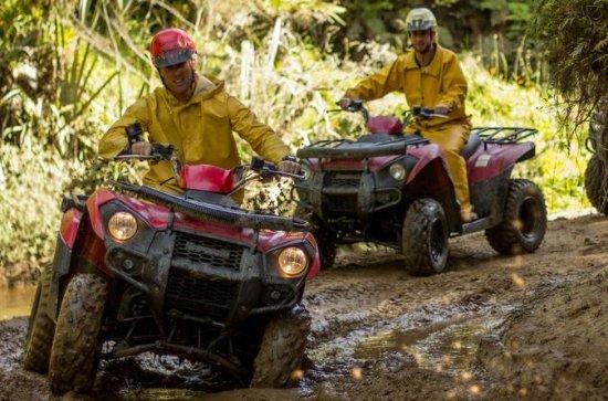 2 Stunden Bush 'n Bog Track - QUADS