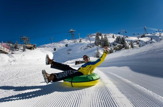 Mt. Titlis Snow Experience Day from