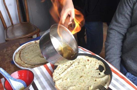 Cours de cuisine à Paris avec le chef pour apprendre à préparer les...