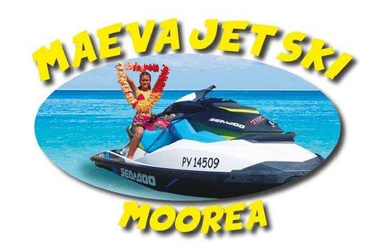 Morgen oder Nachmittag Moorea Jet Ski...