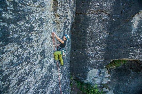 Explore Wanaka Rock Climbing with...