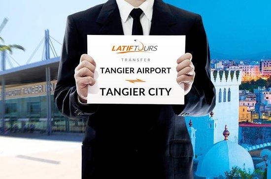 Transfert privé: Aéroport de Tanger...