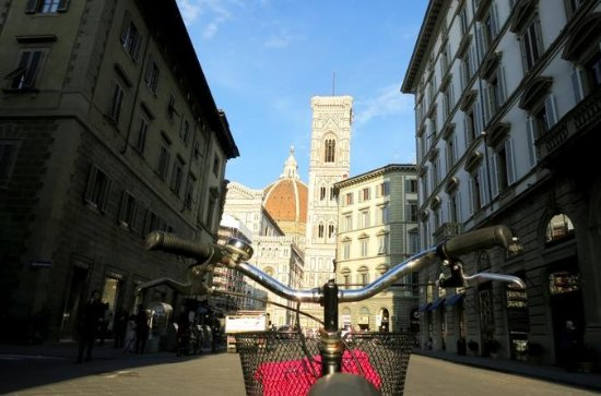 Cycling in Florence: a different way...