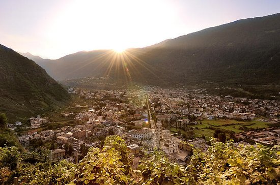 Valtellina Food Tour : Lake Como and...