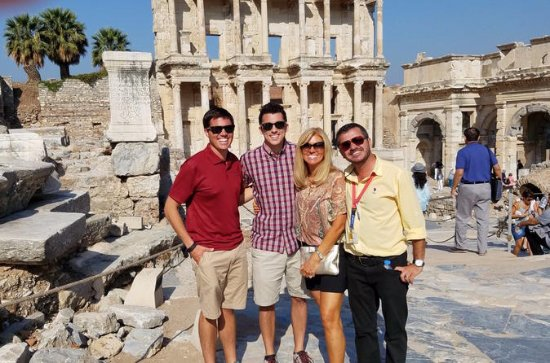 Customized Ephesus Private Tour for...