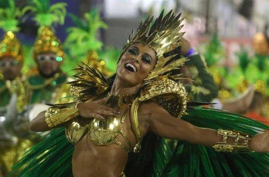 Desfile de Campeones del Carnaval de...