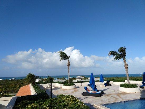 La Vista Azul Resort: view from room 3-106 balcony