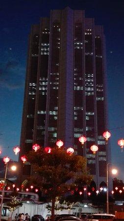 Dayabumi Complex: Night vision