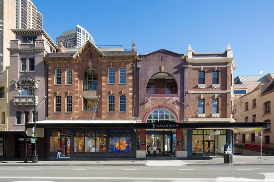 悉尼 DFS 环球免税店