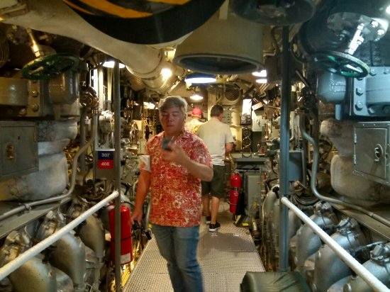 USS Bowfin Submarine Museum & Park: IMG_20180219_102029_HDR_large.jpg