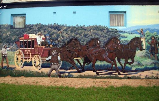 Eugowra Mural