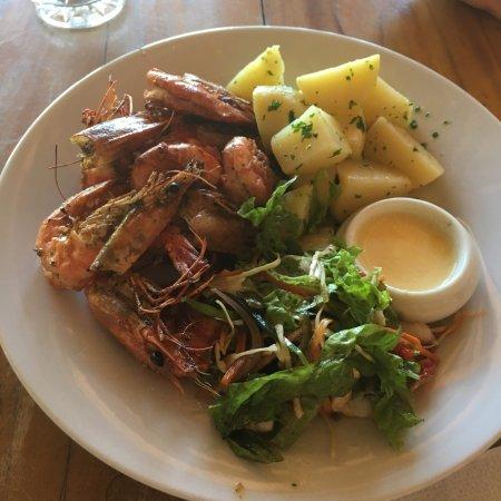 Oceana Beach Cafe And Seafood Restaurant