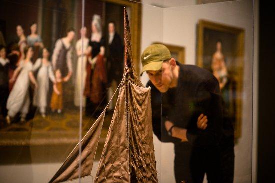 Galería Nacional de Dinamarca: In the Nordic exhibition