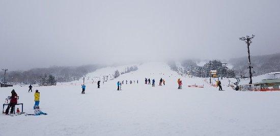 有很好練習空間的滑雪場