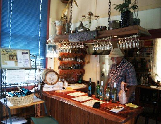 Wee Waa, Australia: Seplin Estate Winery Interior