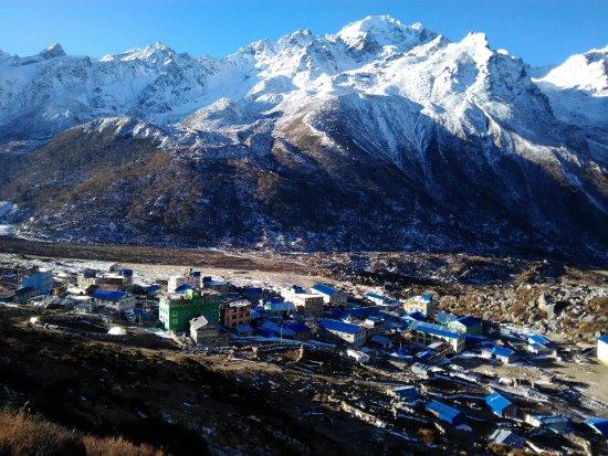 Bagmati Zone, Nepal: Kyanjin Gompa. :)