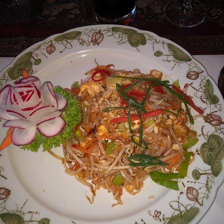 Uetersen, Germany: Das Sabai Jai ist ein authentisches Restaurant mit super leckerer Thai Küche. Die Bedienung ist