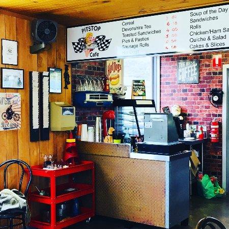 Foto de Pitstop Cafe