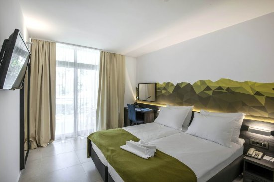 Bluesun Hotel Alga: Standard Double Room