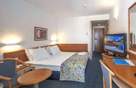 Bluesun Hotel Alga: Standard Double Room with Sea View