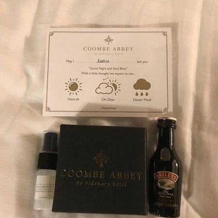 Coombe Abbey Hotel: photo5.jpg