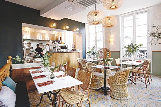 Les Résistants Restaurant Paris