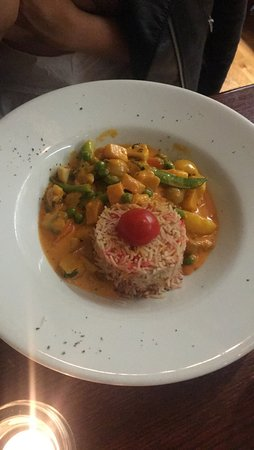 Cafe Bliss: Main Course