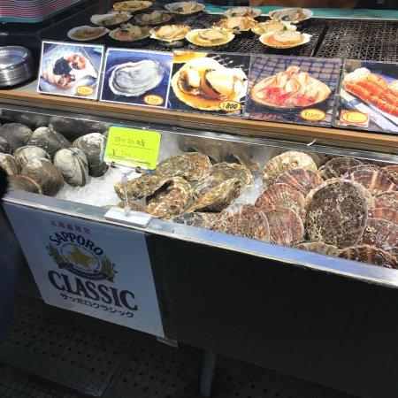 Hakodate Morning Market: photo4.jpg