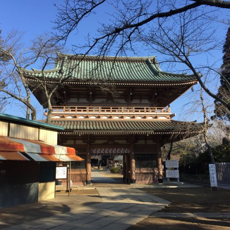 Toshoji Temple (Sogo Reido)