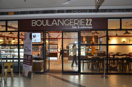 Boulangerie22 - SM Sta. Mesa: Boulangerie22 Sta.Mesa