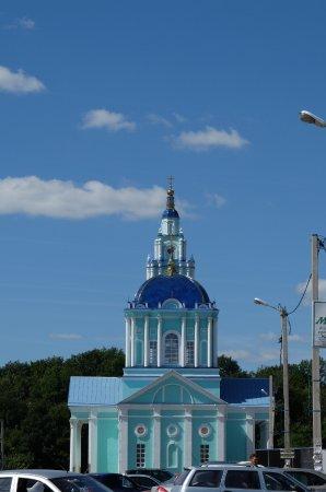 Usman, Russia: Богоявленская церковь