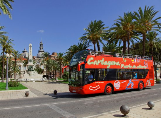 Tourist Bus (Cartagena) - 2019 All You Need to Know BEFORE
