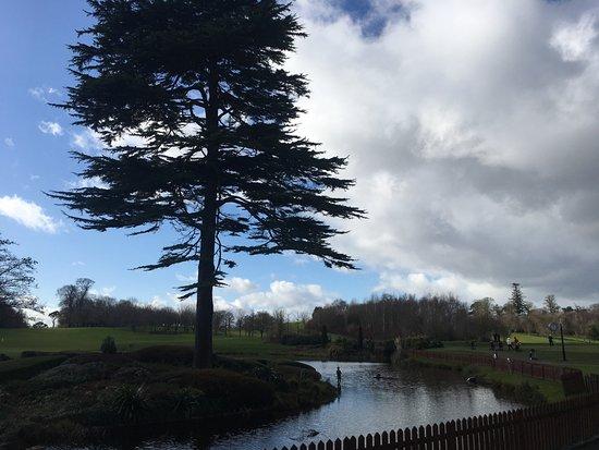 Fota Island, Irland: Golf Course