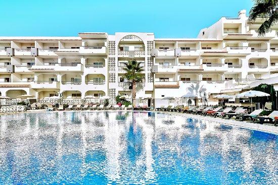 Luna Miramar Club Hotel Reviews Albufeira Algarve Portugal