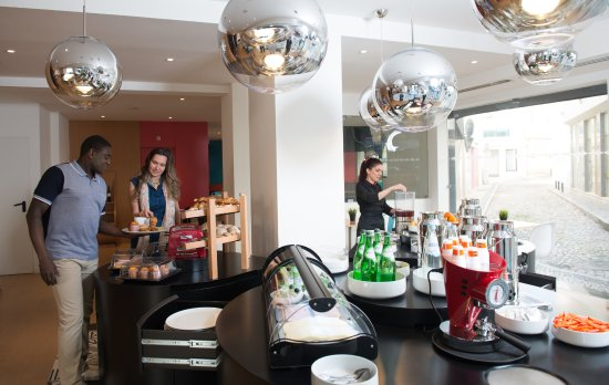 Stay Hotel: Buffet de Pequeno almoço