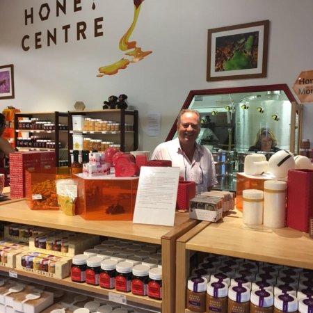 Warkworth, Nova Zelândia: Honey Centre